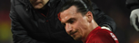 ZLATAN INJURED