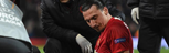UNITED CONFIRMS: ZLATAN SERIOUSLY INJURED