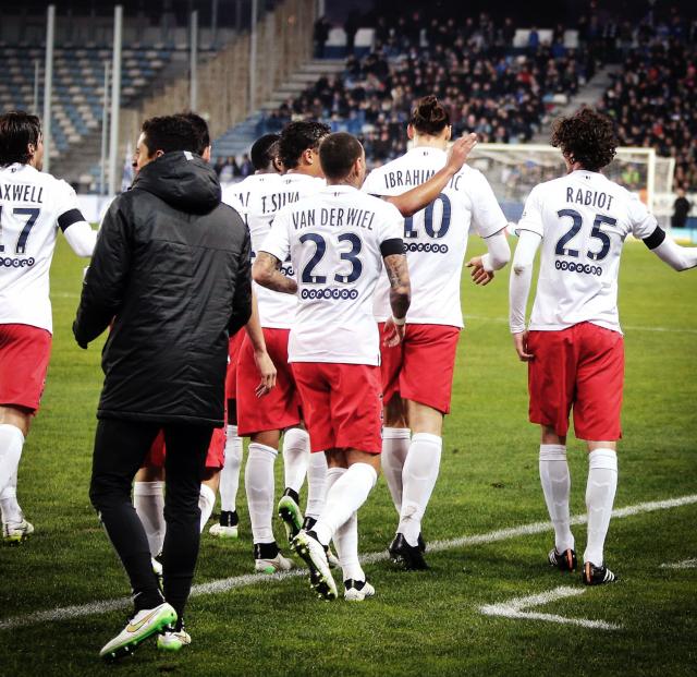 Bastia 0 3 Psg Match Report: PSG Lost Despite 2-0-Lead