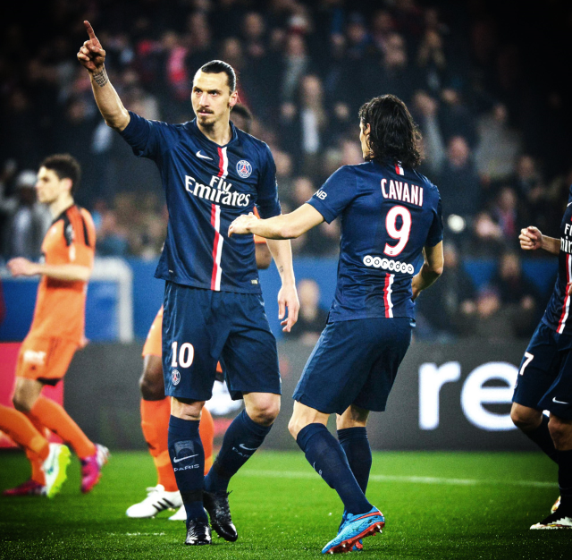 Bastia 0 3 Psg Match Report: Zlatan Hattrick-Hero