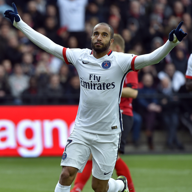 Salario Lucas Moura Psg 2017: Lucas Won It For PSG