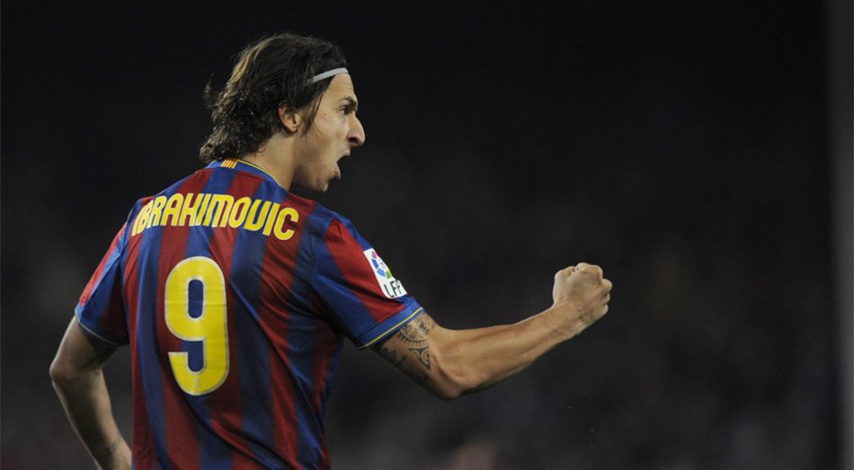 Zlatanibrahimovic Com There Is Only One Zlatan